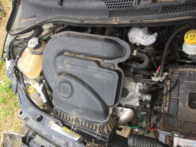 Sucata Fiat 500 Cult Dualogic 1.4 2012 - Foto 2