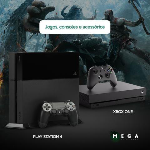 PS4 PlayStation 4 Slim 1TB Com Fifa 19 Novo Lacrado - Foto 2