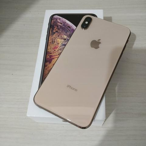 IPhone XS Max 256 GB Gold impecável!