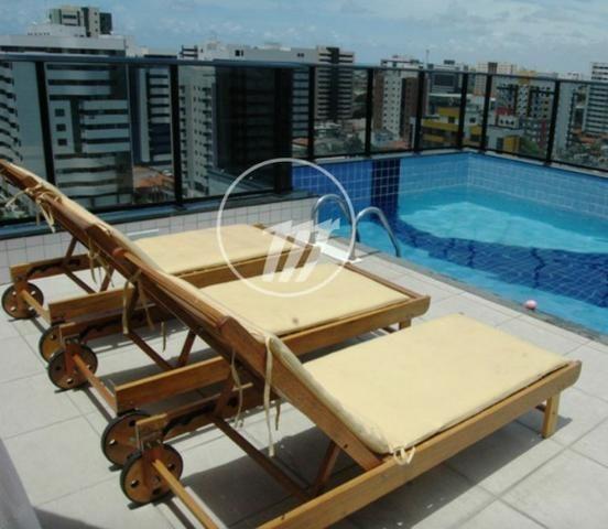 Apartamento com 87 m², 3/4 (sendo 01 suíte e 01 reversível), na Ponta Verde. REF: C4114 - Foto 15