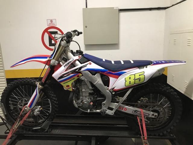 Honda crf 450r 2011 motocross - Foto 2