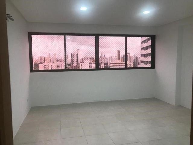 Sala com 30m² em Empresarial em Casa Amarela - Prédio Novo - Foto 3