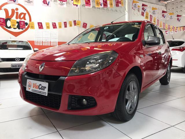 Renault SANDERO Expression Hi-Flex 1.0 16V 5P - Foto 3