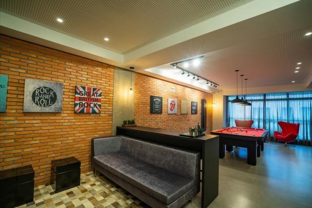 Apartamento à venda com 1 dormitórios em São francisco, Curitiba cod:0127/2020 - Foto 7