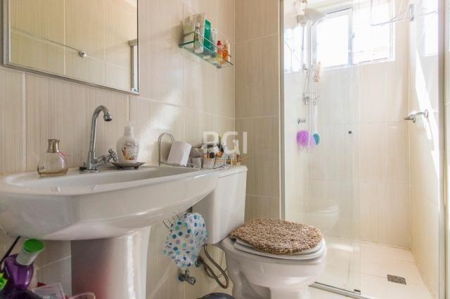 Apartamento à venda com 1 dormitórios em Jardim do salso, Porto alegre cod:EL56353327 - Foto 4