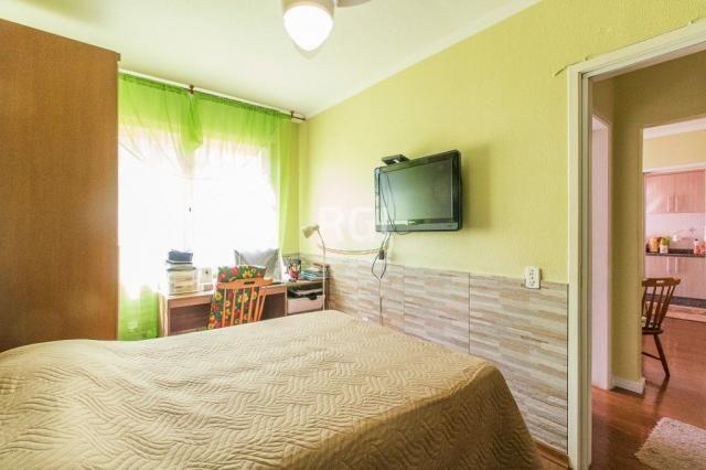 Apartamento à venda com 1 dormitórios em Jardim do salso, Porto alegre cod:EL56353327 - Foto 6
