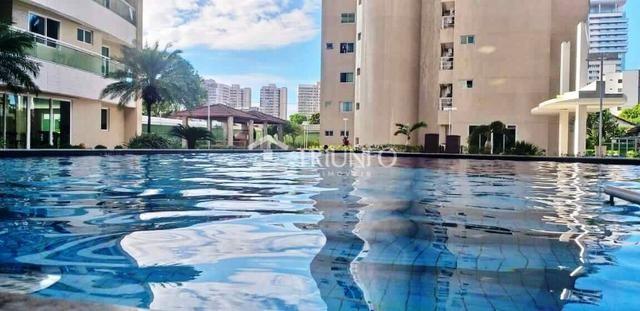 (ELI46095) Apartamento Duplex no Cocó 165m², 3 Suites, Todo Projetado, 3 Vagas - Foto 9