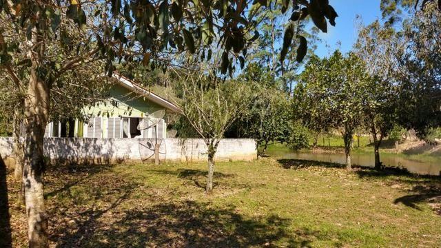 Sítio 4 Hectares - Casa de 3 Quartos - 5 Açudes - Galpão - São Sebastião - Treze de Maio - Foto 9