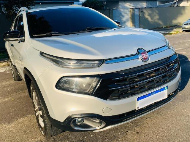 Fiat Toro Volcano 4x4 Diesel 16/17 aut - Foto 12