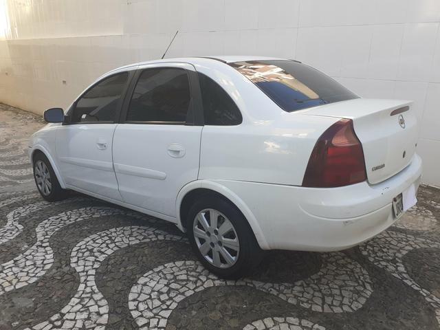 Chevrolet Corsa Sedan Premium 1.4 FLEX/GNV 2009 Completo Novo Pouco Uso - Foto 13