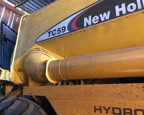 TC 59 New Holland- 04/04 (faço parcelado) - Foto 3