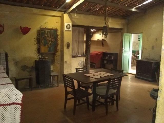 *Casa de Praia em Passé -5 quartos mobiliada - Em frente ao mar da Baia de todos os Santos - Foto 12