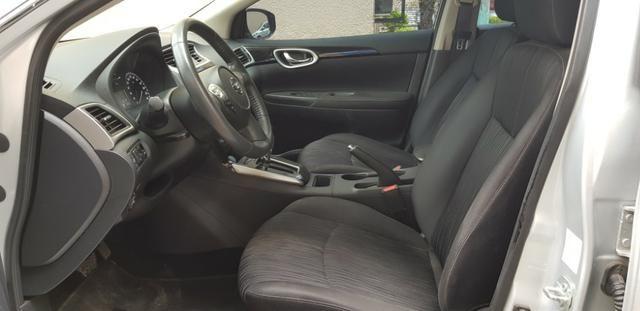 Sentra S 2.0L - Completo Automático - GNV 16m3 - IPVA 2020 - 60x S/Entrada - Score Baixo - Foto 5