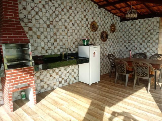 Linda Casa, Frente a Praia, Ilha Itaparica, Piscina, Cond. Fechado, Toda Mobiliada! - Foto 2