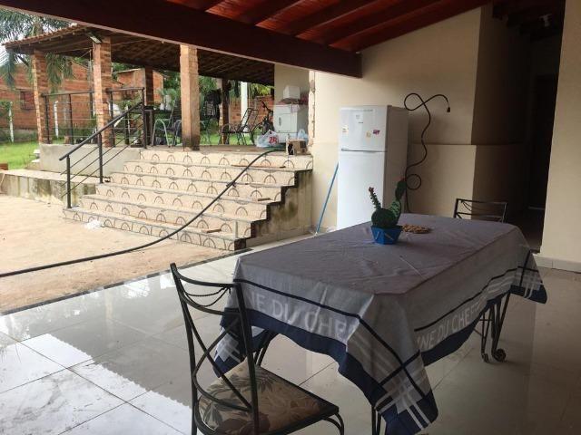 Aluga chácara com piscina Cond. Estância Primavera 2 - Foto 13