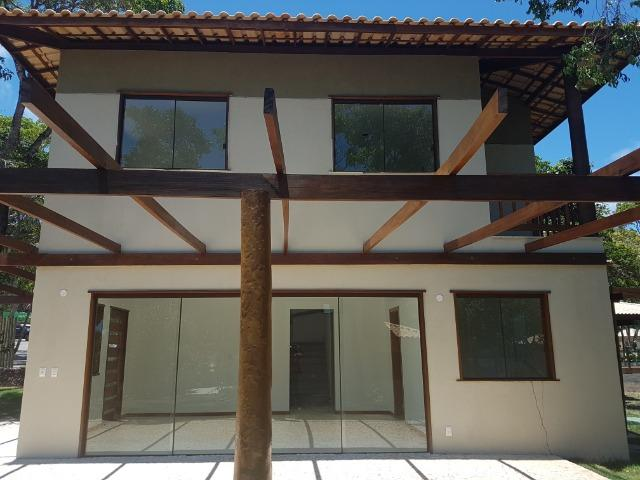 Casas Duplex Praia do forte - Foto 13