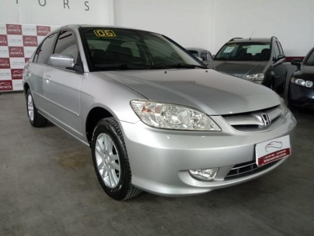 Honda civic 2006 1.7 lx 16v gasolina 4p manual - Foto 4