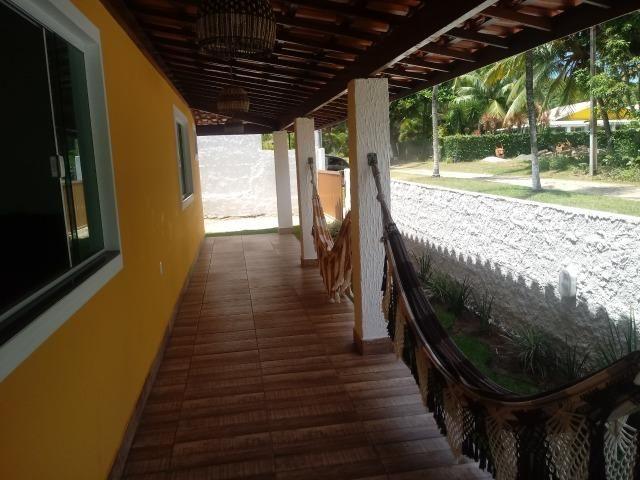 Linda Casa, Frente a Praia, Ilha Itaparica, Piscina, Cond. Fechado, Toda Mobiliada! - Foto 15