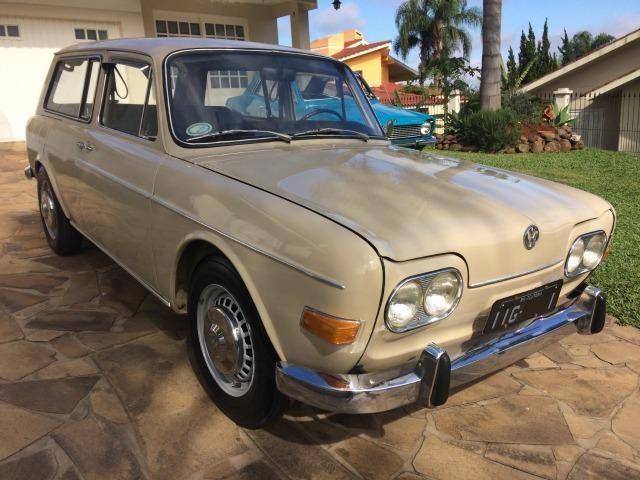 Vendo Variant 1971 (Placa Preta)