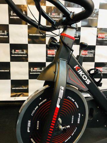 Bike Spinning Kikos F5i pronta entrega - Foto 3
