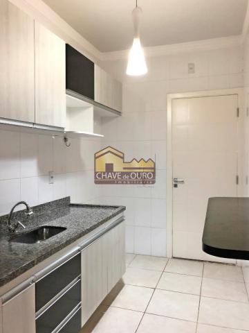 Apartamento à venda, 3 quartos, 1 vaga, Parque do Mirante - Uberaba/MG - Foto 7
