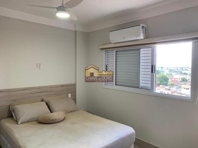 Apartamento à venda, 4 quartos, 2 vagas, Santa Maria - Uberaba/MG - Foto 18