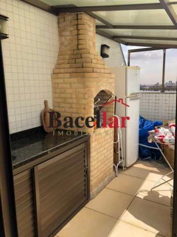 Cobertura à venda com 3 dormitórios em Tijuca, Rio de janeiro cod:TICO30224 - Foto 10