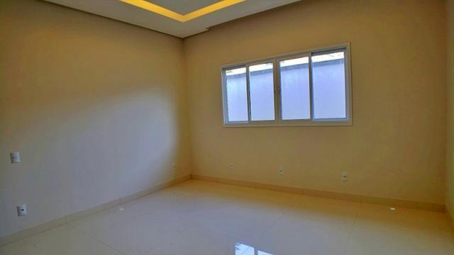 Casa 3 Suítes + Escritório, 183 m² c/ lazer no Condomínio Mirante do Lago - Foto 13