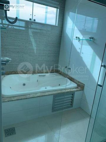 Sobrado com 4 dormitórios à venda, 283 m² por R$ 1.350.000,00 - Setor Andréia - Goiânia/GO - Foto 10
