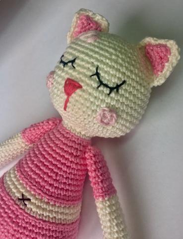 SANTO ANTONIO Mimoteca - emoção em arte Crochet Amigurumi Doll ... | 480x369