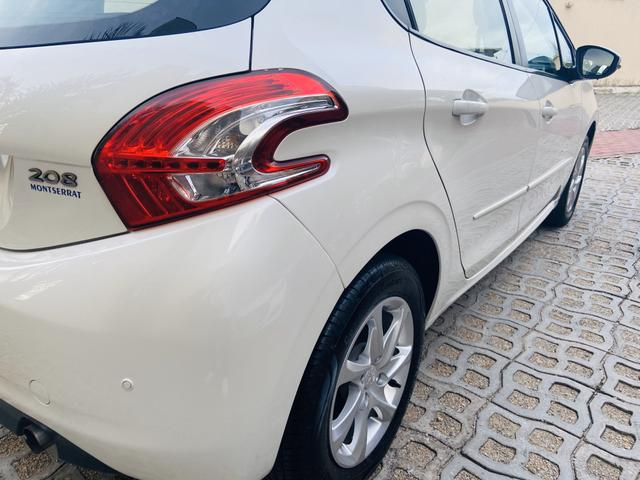 Peugeot 208 active 1.5 2014 (única dona) - Foto 9