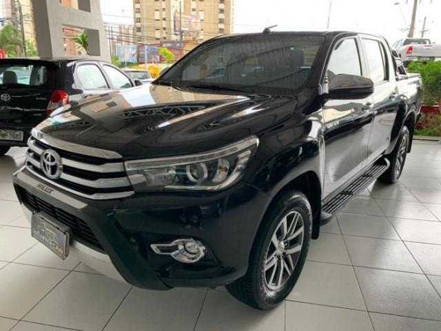 Toyota hilux 2018 2.8 srx 4x4 cd 16v diesel 4p automÁtico - Foto 5