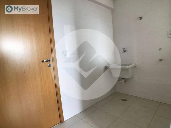 Apartamento com 3 dormitórios à venda, 113 m² por R$ 597.000,00 - Setor Bueno - Goiânia/GO - Foto 10