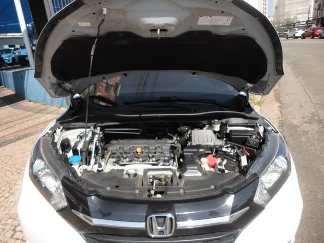 Honda HR-V 1.8 16V Flex EX 4P Automático - 2016 - Foto 7