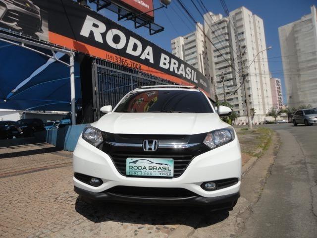 Honda HR-V 1.8 16V Flex EX 4P Automático - 2016 - Foto 2