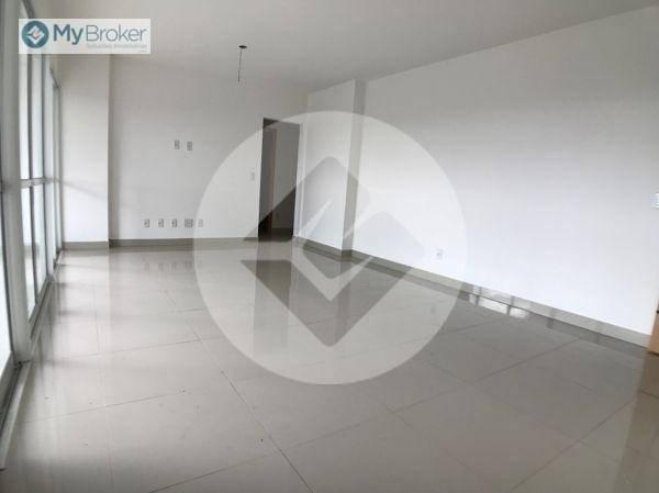 Apartamento com 3 dormitórios à venda, 113 m² por R$ 597.000,00 - Setor Bueno - Goiânia/GO - Foto 5