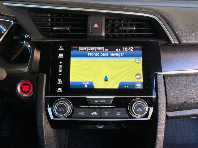 Honda/civic touring 1.5 turbo 16v aut 2018/2018 - Foto 13