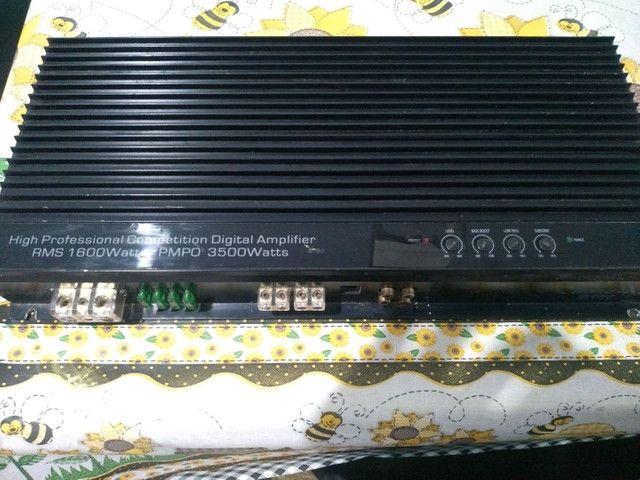 Módulo digital 1600 RMS  - Foto 4