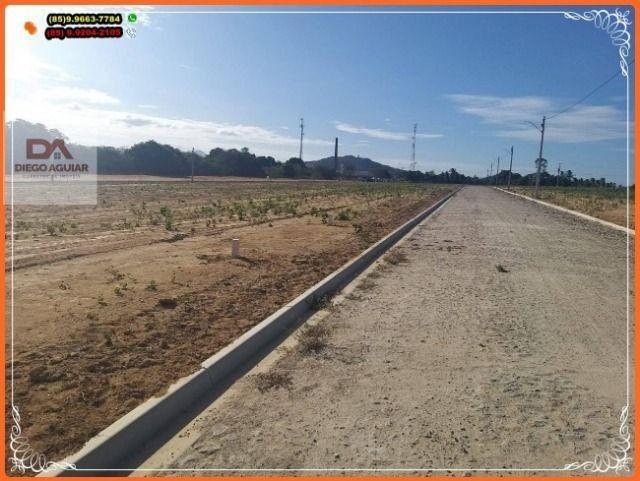 R$ 197,00 Lotes a 10 min de Messejana as Margens da BR 116 construção imediata - Foto 17