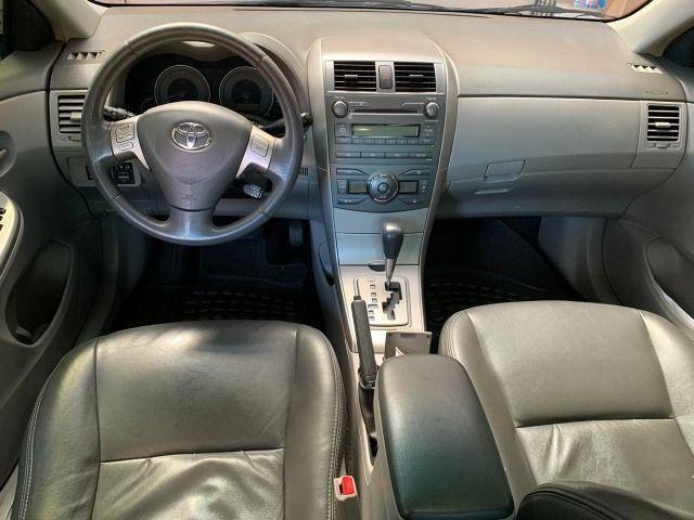 Corolla 1.8 XEI automático em perfeito estado - Foto 7