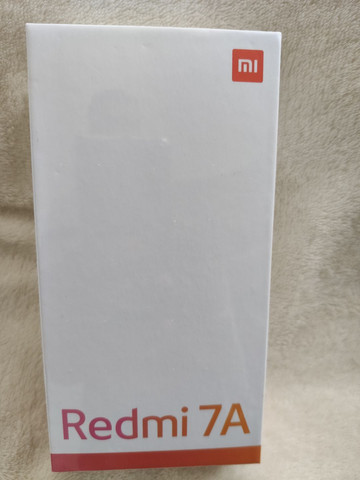 Incomparável // Redmi 7a 32 da Xiaomi // Lacrado // Garantia e entrega