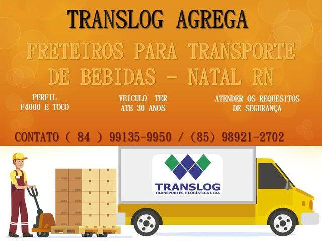 Translog Agrega Freiteiros