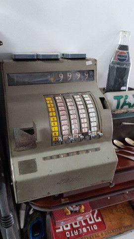 Registradora antiga preço unitário - Foto 2
