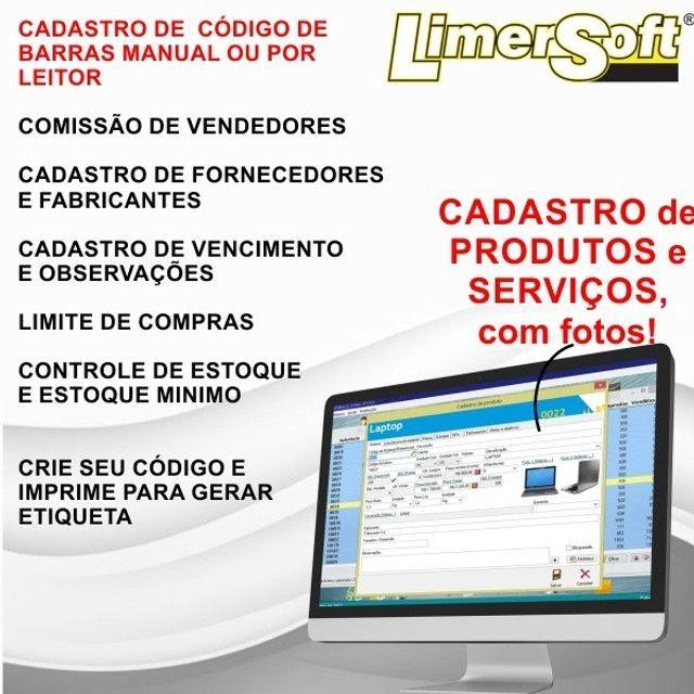 Sistema PDV Completo Premium , Gerenciamento De Estoque, Vendas, Clientes, Compras, Pdv - Foto 3