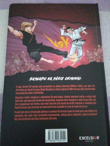 Livro Cobra Kai - Foto 2