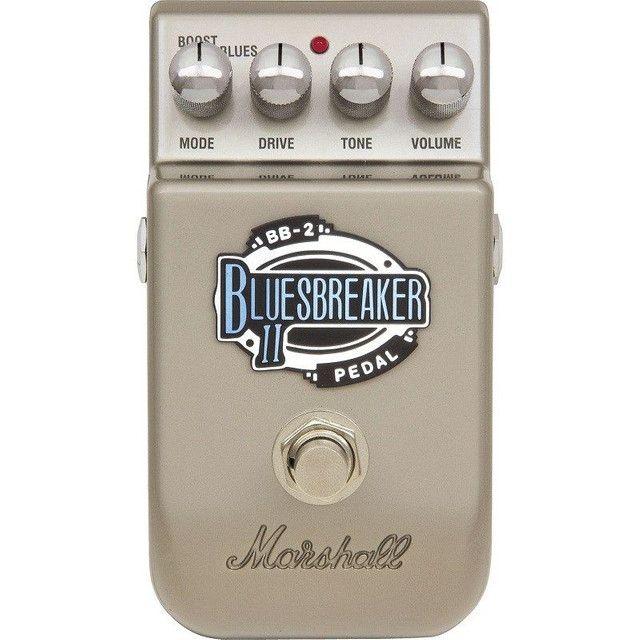 Pedal de Guitarra Bluesbreaker II BB 2 Marshall - Foto 3