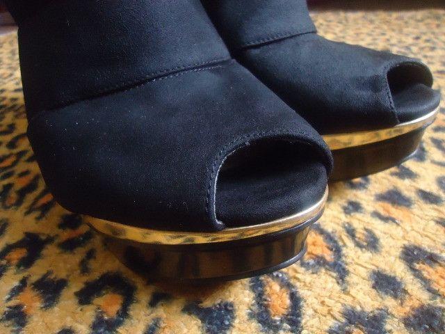 Bota feminina - Calçado Jorge Bischoff N°39 - Foto 4