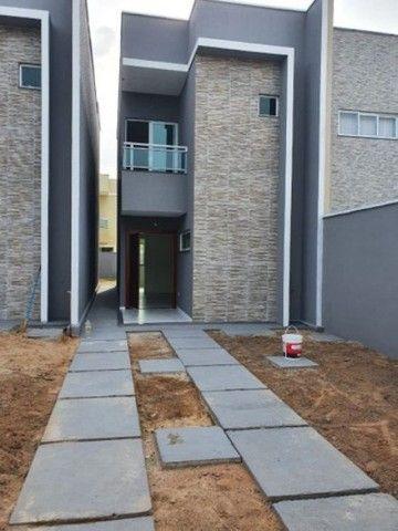 Casa no Eusébio pronta pra morar, 3 quartos 3 vagas nascente  #ce11 - Foto 2