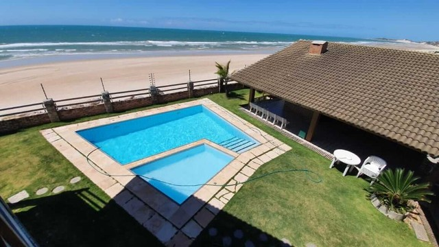 (ESN)TR63313. Casa Duplex na Praia do Presidio com 800m², Piscina, 5 quartos, 5 vagas - Foto 3