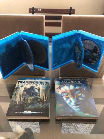 Blu-Ray Titanic 3D Edição de Colecionador (Raro) - Foto 3